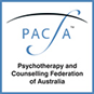 Psycotherapy and Counselling Federation of Australia logo