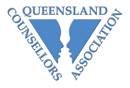 Queensland Counsellors Association logo